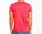 Freshjive Men's Cracked Tee - Vintage Red 3