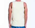 Freshjive Men's Cali Tank - Lemon 3