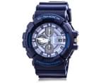 Casio G-Shock Blue & Red Series Watch - Navy  1
