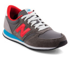 New Balance Men's 420 Shoes  - Grey/Red/Blue 4