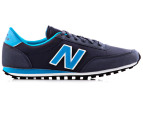 New Balance 410 Shoes - Navy/Light Blue 2