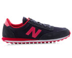 New Balance Men's 410 Shoes - Navy/Red  2