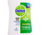 2x Dettol Original Liquid Hand Wash Pump 225mL 2