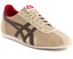 Onitsuka Tiger Men's Runspark - Sand/Dark Brown 4