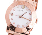 Marc by Marc Jacobs Women's Amy Watch - Rose Gold 2