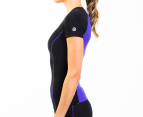 SKINS Women's A200 Compression Short Sleeve Top 2