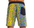 Volcom Men's Leopardo Board Short - Multi/Leopard 3