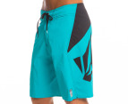 Volcom Men's Annihilator Board Shorts - Turquoise  2