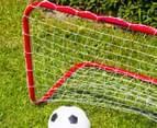Spartan Twin Soccer Goals Set 6