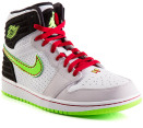 Nike Men's Air Jordan 1 Retro '89 - White/Electric Green 4
