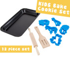12pc Kids Bake Cookie Treat Set 1