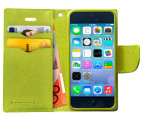 Press Play PocketFolio Wallet Case for iPhone 5/5S - Nvy/Lme 3