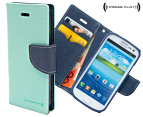 Press Play PocketFolio Case for Samsung Galaxy S4 - Mint 1