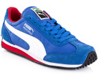 PUMA Men's Whirlwind Classic - Royal/Haute Red 4