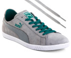 PUMA Men's Glyde Lo - White/Blue/Grass 1