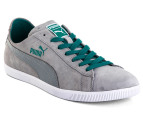 PUMA Men's Glyde Lo - White/Blue/Grass 4