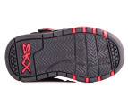 Skechers Kids' Endorse Encounter Shoes - Black/Red 3