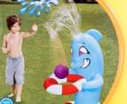 Giggle 'n Splash Dolphin Basketball Sprinkler 2