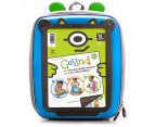 BenBat Go Vinci Back Pack - Blue 2