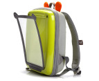 BenBat Go Vinci Back Pack - Green 2