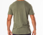 Russell Athletic Men's Woodland Utility Tee - Hunter 3