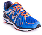 New Balance Men's 790 Running Shoe - Blue/Orange 4