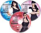Kim Kardashian Fit In Your Jeans By Friday DVD Pack 2