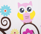 Children's Wall Decals - Lion, Zebra & Giraffe 3