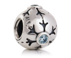 Pandora Cubic Zirconia Snowflake Charm 3
