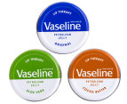 Vaseline Lips Retro Pink Tin 3pk 4