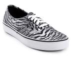 Vans Women's Authentic Tiger - Black/White 4