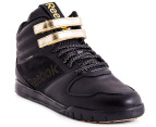 Reebok Women's Dance UR Lead Mid SE - Black/Gold 4
