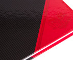 Spirax A4 Black & Red Basics Notebook 5-Pack 2
