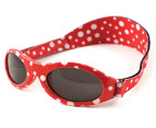 Baby Banz Adventure Banz Sunglasses 2-5 Years  - Red Dot  1