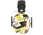 Baby Banz Earmuffs Ear Protectors 2-5 years - Green Camo 1