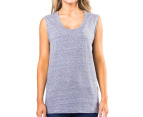 Bonds Women's Cap Tee - Grey 1