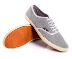 Spare Boston Shoe - Light Grey Wash 4