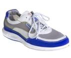 Men's Rockport Hydroplex - White/Blue 1