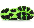 Brooks Women's PureFlow - Green Gecko/Black 3