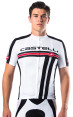 Castelli Free Short-Sleeved Jersey - White 4