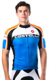 Castelli Velocissimo Short-Sleeved Jersey - Blue 4