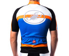Castelli Velocissimo Short-Sleeved Jersey - Blue 3