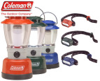 Coleman Lantern LED With Mini LED Headlamp 1
