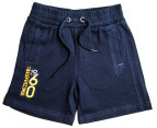 Lonsdale Toddlers' Godfrey Shorts - Navy 4