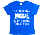 Lonsdale Boys' Blacknall Tee - Mayfair  1