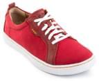 Hush Puppies Men's Locksmith Oxford Shoe - Red Multi 1