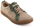 Hush Puppies Men's Locksmith Oxford Shoe - Olive Multi 1