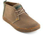 Hush Puppies Men's Locksmith Chukka - Olive Multi 1