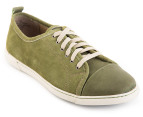 Hush Puppies Men's Hinkley Shoe - Green 1