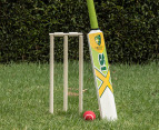 Cricket Australia Wooden Cricket Set 2